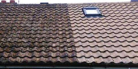 Rainham roof cleaning